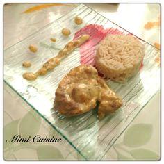 Sauté de porc au Boursin by Cookeo