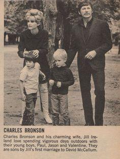 Charles Bronson Last Days