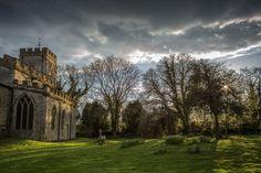 https://flic.kr/p/GmLy8e | Lathbury Church | Lathbury Church. By Brian Tomlinson Photography: www.bt-photography.co.uk