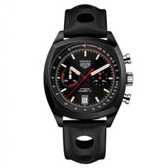 The Heuer Monza Chronograph
