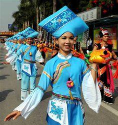 Five Characteristics of Guangxi Ethnic Culture