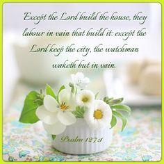 Psalm 127:1 KJV