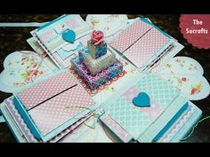 Cute Explosion Box | The Sucrafts - YouTube