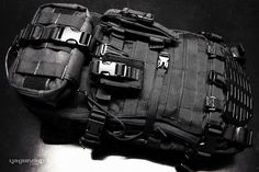 The Triple Aught Design FAST Pack Litespeed is so well designed that it couldn't merely be improved in future generations. Urban Survival, Survival Tools, Survival Stuff, Wilderness Survival, Hiking Gear, Camping Gear, Camping Survival, Tactical Bag, Tactical Equipment