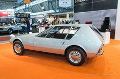 NSU Autonova GT Concept - 1965