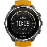 Suunto - Spartan Sport Wrist HR Baro GPS Heart Rate Monitor Watch - Amber
