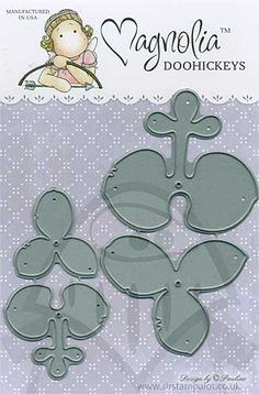 SO: SM13 Magnolia DooHickey Cutting Dies - Orchids