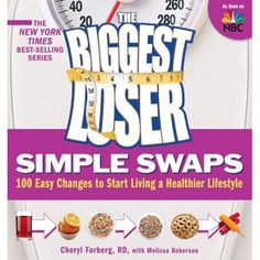 The Biggest Loser 100 Ways to Start Living Healthier Book $14.95 #BiggestLoser