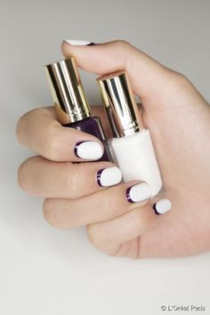 Nails 101: Reinventing the French Manicure