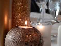 Candle, Decorative, Decoration