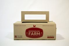 McDonough Farm (Student Project) on Packaging of the World - Creative Package Design Gallery
