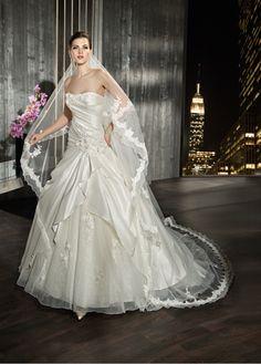 Cosmobella 7541 Bridal Gown