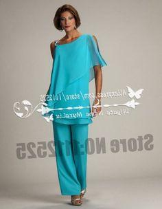 Summer Plus Size Dresses Mother Bride Beach Wedding Party Dress Chiffon Tea…