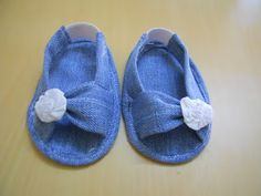 denim shoes for tiny feets