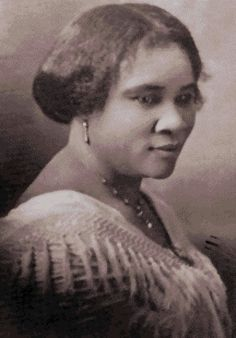 But not many people know about Madam C.J. Walker. She was the first self-made female millionaire. She built her wealth when she invented and distributed a line of hair care products in the early 1900s. | 18 Black History Facts You May Not Know