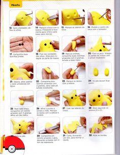 pikachu step by step part n°2