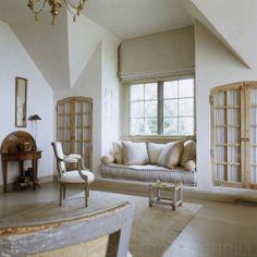 Comfy window seat - Portfolios - Dering Hall