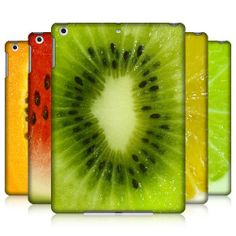 HEAD CASE FRUITYLICIOUS PROTECTIVE SNAP-ON BACK CASE COVER FOR APPLE iPAD AIR