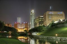 Omaha ... By night