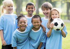 O que seu filho tem a aprender com o caráter inclusivo do esporte