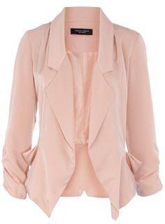 Peach Jacket (McCall 6611)