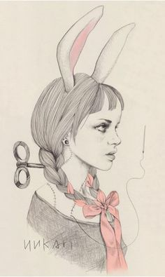 Amazing illustrations by Yukari Terakado
