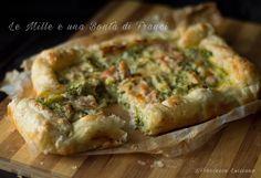 Torta rustica ai broccoli