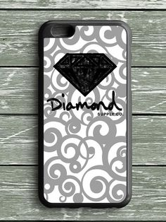 Black Diamond Supply Co iPhone 6S Plus Case