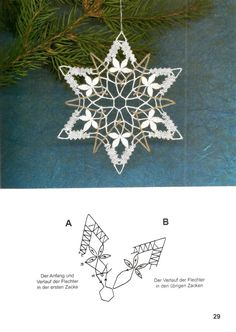 Crochet Snowflake Pattern, Crochet Snowflakes, Crochet Motif, Crochet Flowers, Crochet Edgings, Bobbin Lace Patterns, Loom Patterns, Polly Polly, Hairpin Lace Crochet