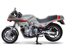 Suzuki XN85 Turbo.