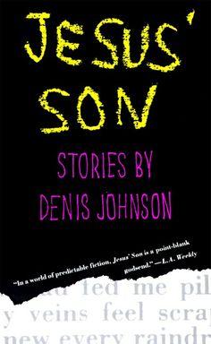 You like Burroughs? Bukowski? Not afraid of needles or corpses? Step right up. #jesusson #denisjohnson