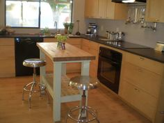 10 ikea kitchen island ideas