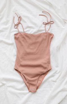 Vintage Inspired Dusty Pink Leotard / Romantic Leotard / Petite Framboise Bodysuit