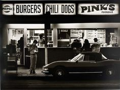 Max Yavno (April 26, 1911 - 1985): Untitled, from the Los Angeles Documentary Project, 1979-1980 - gelatin silver print on paper (Smithsonian)  Also…