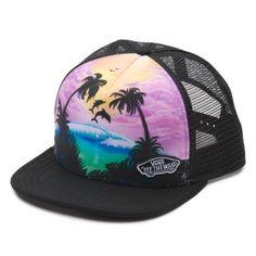 34e73d131f8 Beach Girl Trucker Hat