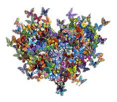David Kracov – My Heart Is All a Flutter – Eden Fine Art Gallery Art Sculpture, Metal Wall Sculpture, Wall Sculptures, Butterfly Wall Art, Butterfly Painting, Keith Haring, Graffiti Art, Valentine Day Special, Valentines