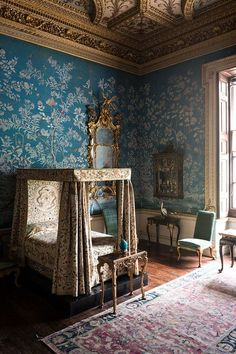 The Singular Style of England's Houghton Hall