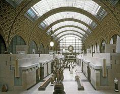 The Orsay Museum in Paris, France - Musée dOrsay Paris