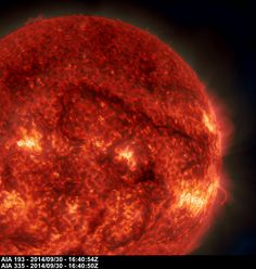 NASA's SDO Watches Giant 1 Million Mile Filament on the Sun