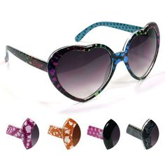 SSP9658 Hot trendy fashion sunglasses - Visit us online at www.trendyparadise.com