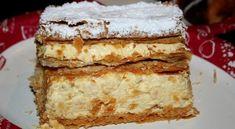Κοινοποιήστε στο Facebook Λαχταριστό, ελαφρύ, δροσερό και χορταστικό γλυκό. Μια συνταγή με την αλάνθαστη υπογραφή του Ν. Τσελεμεντέ που σίγουρα θα ξετρελάνει μικρούς και μεγάλους. Υλικά 1 φύλλο σφολιάτας 500 γρ. 1 δόση κρέμα ζαχαροπλαστικής 2 κ.γ. ρούμι [προαιρετικά] 300...