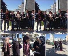 Prospecting in Mostaganem Algeria by ASM chahrazed By: Chérazad Hadj Tahar