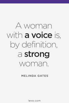 """""""#Feminism isnt about making women strong. Women are already strong. Its about changing the way the world perceives that strength. G.D. Anderson #levoinspired www.levo.com"""