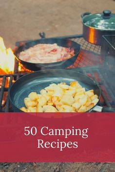 Do you love the great outdoors? Then this is the eBook for you. In it, we've compiled 50 recipes that are perfect for your next camping adventure - from breakfast to dessert! All the best recipes gathered into one place so you don't have to go through dozens of websites for inspiration.