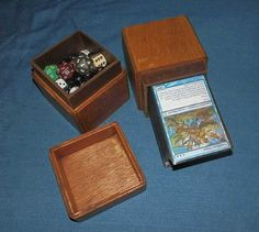 Easter Clearance Sale The Keep Edh Commander Deck Box Dice Token Storage…