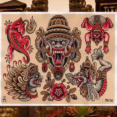 Awesome Flash by . Traditional Tattoo Old School, Traditional Tattoo Design, Traditional Tattoo Flash, Tattoo Flash Sheet, Tattoo Flash Art, Ankle Tattoo Small, Ankle Tattoos, Tiny Tattoo, Small Tattoos