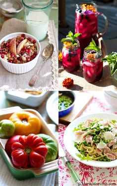 Recipes for Athletes and Healthy Lifestyle |