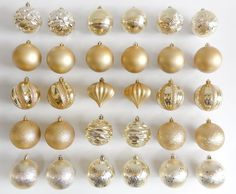 Holiday Time 30-Piece Shatterproof Ornaments | Walmart.ca