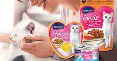 Ab sofort können Katzen sich auf die neue Poésie®-Variante Déli Sauce im praktischen Portionsbeutel freuen