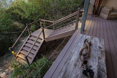 Greenfire Lodge part of Drifter Game Lodge in Hoedspruit. A wonderful display of how to make your deck, stairs and railings look good using Eva-tech Infinity boards. Game Lodge, Composite Decking, Garden Bridge, The Darkest, Deck Stairs, Outdoor Structures, Railings, Infinity, Boards